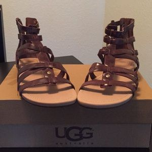 NWT UGG Sandals Size 9